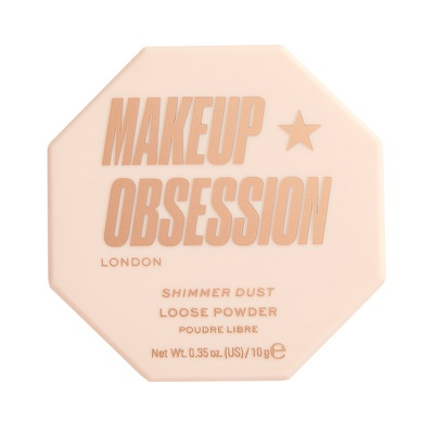 Hajlajter u prahu MAKEUP OBSESSION Shimmer Dust Golden Honey 10g