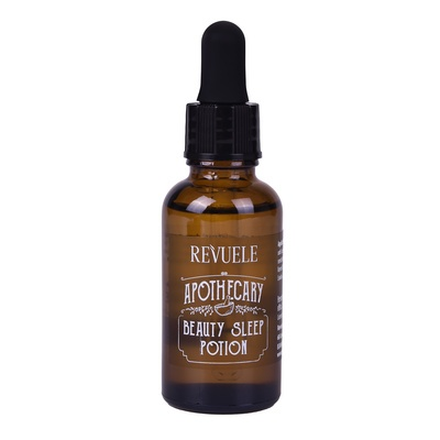 Hranljivi noćni serum za kožu lica REVUELE Apothecary Beauty Sleep Potion 30ml