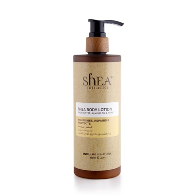 Nourishes Shea Body Lotion SHEA MIRACLE Shea Butter 300ml