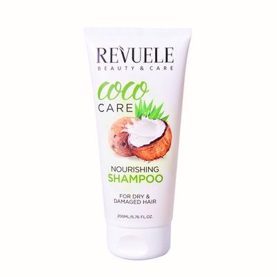 Nourishing Shampoo REVUELE Coco Care 200ml