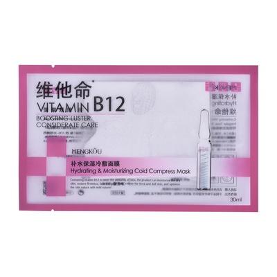 Sheet hidratantna maska za hladni oblog MENGKOU Vitamin B12 30ml