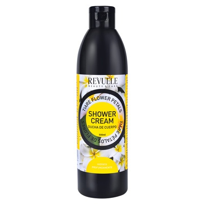 Shower Cream REVUELE Tiare Flower Petals 500ml