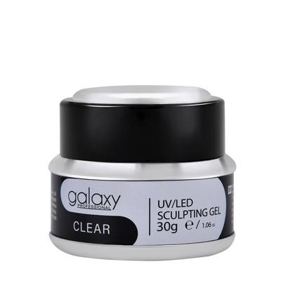 Sculpting Gel GALAXY LED/UV Clear 30g