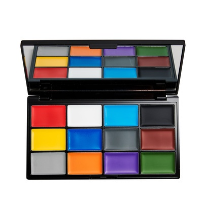 Paleta boja za lice REVOLUTION MAKEUP SFX Ultimate Face Paint Halloween 12g