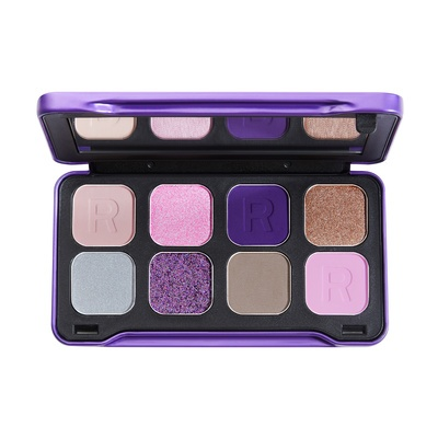 Mini paleta senki i pigmenata REVOLUTION MAKEUP Forever Flawless Dynamic Mesmerized 8g