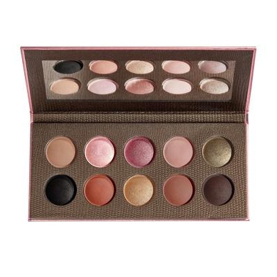 Paleta senki za oči REVOLUTION PRO Colour Focus Bronzed Glow 15g