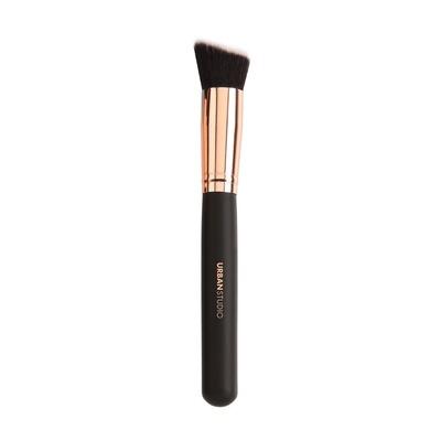 Angled Contour Brush CALA Urban Studio Rose Gold Pro 76162