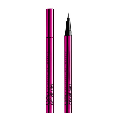 Vodootporni mat ajlajner NYX Professional Makeup Diamonds & Ice Please Epic Ink EILH2001 1ml