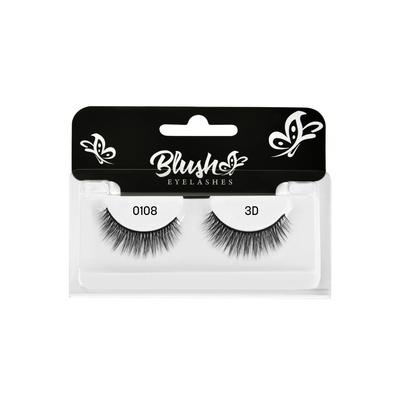 3D Strip Eyelashes BLUSH 0108