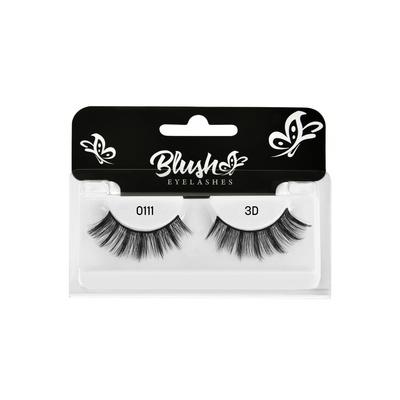 3D Strip Eyelashes BLUSH 0111