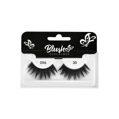 3D Strip Eyelashes BLUSH 0116