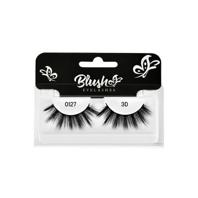 3D Strip Eyelashes BLUSH 0127