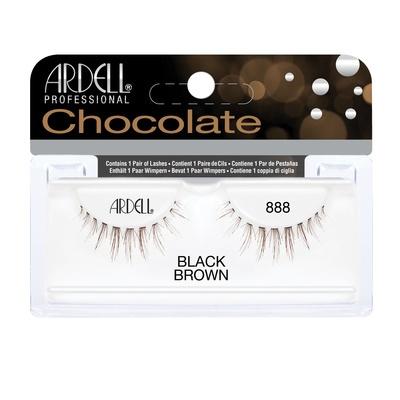 Strip Eyelashes ARDELL Chocolate 888