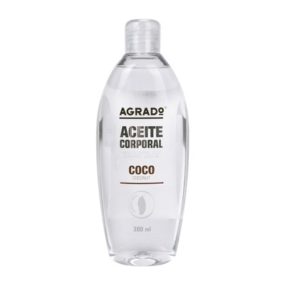 Body Oil AGRADO Coconut 300ml