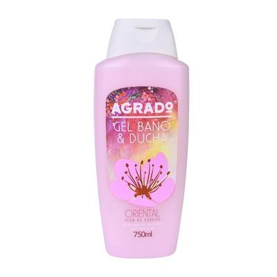 Bath & Shower Gel AGRADO Oriental 750ml