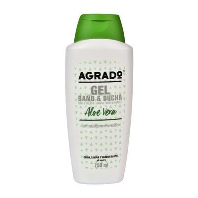 Bath & Shower Gel AGRADO Aloe Vera 750ml