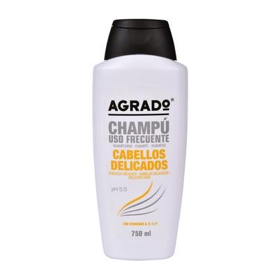 Shampoo for Delicate Hair AGRADO Vitamins 750ml
