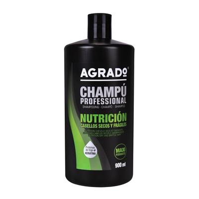 Shampoo for Dry & Brittle Hair AGRADO Nutrition 900ml