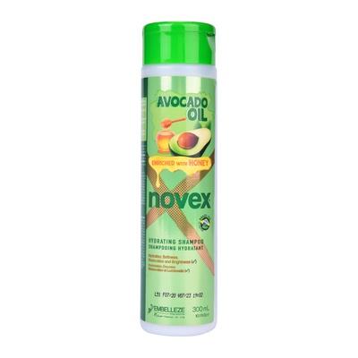 Šampon za hidrataciju kose sa uljem avokada NOVEX Avocado Oil 300ml