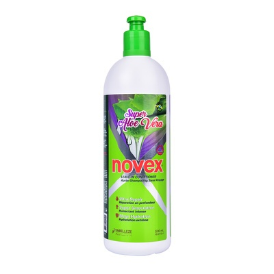 Leave-In Conditioning Ultra Rapid NOVEX Super Aloe Vera 500ml