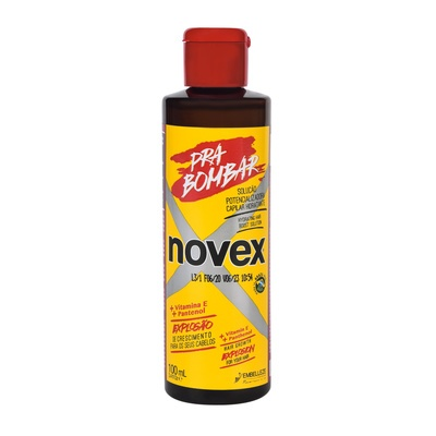 Hydrating Hair Boost Solution with Panthenol NOVEX Pra Bombar 100ml