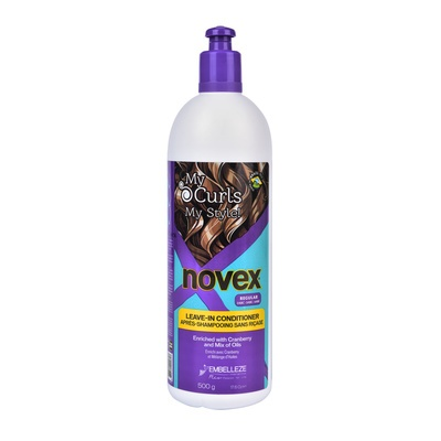 Leave-in Conditioner NOVEX My Curls Cranberry 500g