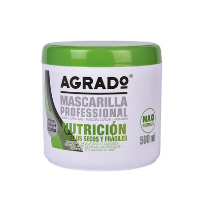 Mask for Dry and Brittle Hair AGRADO Nutrition 500ml