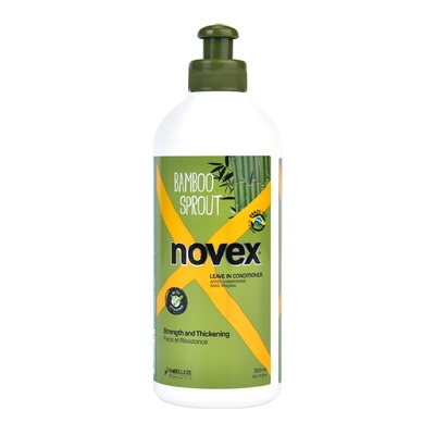Leave-in Conditioner for Strength and Thickening Hair NOVEX Bamboo Sprout 300ml