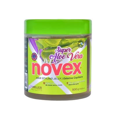 Hair Gel NOVEX Super Aloe Vera 500g