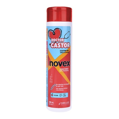 Hair Conditioner for Falling Out Hair NOVEX Doctor Castor 300ml