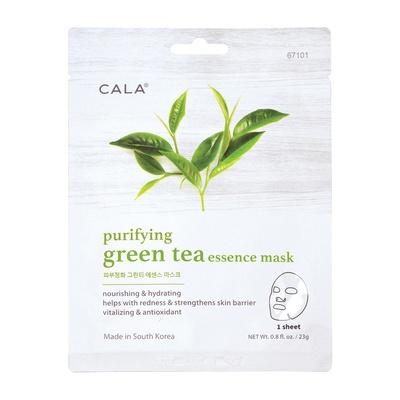 Korejska sheet maska za ishranu i hidrataciju sa esencijom zelenog čaja CALA 67101 23g