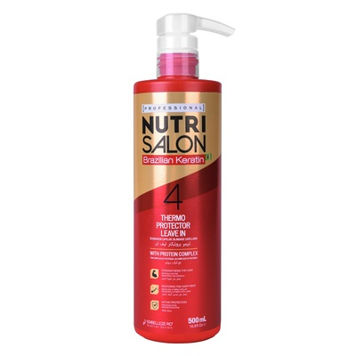 Thermal Protector Leave-In NUTRISALON Brazilian Keratin 500ml