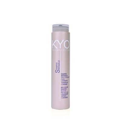 Šampon protiv neželjenih žutih tonova na kosi KYO Anti-Yellow 250ml