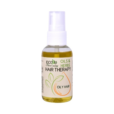 Tretman za masnu kosu i kožu glave ECO U Hair Therapy 50ml