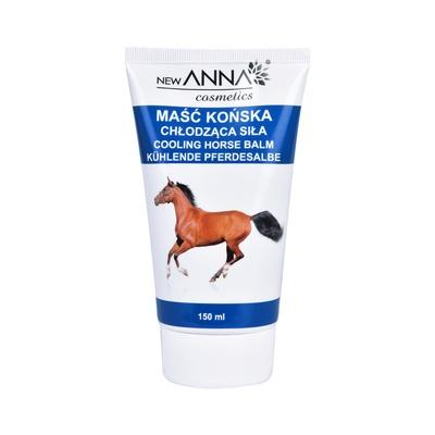 Konjski balzam za kožu sa efektom hlađenja NEW ANNA 150ml