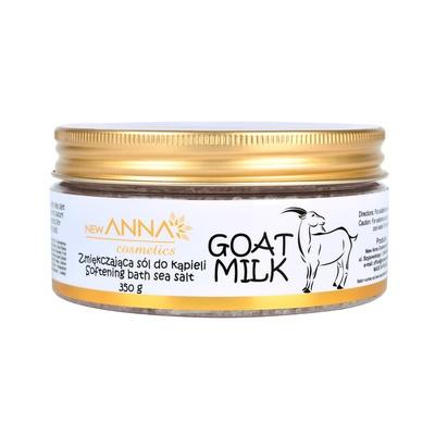 Morska so za kupanje sa kozjim mlekom NEW ANNA Goat Milk 350g