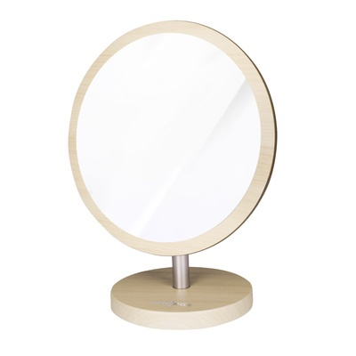 Wood Table Mirror HM-463L