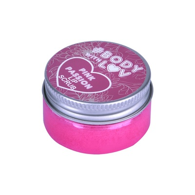 Lip Scrub BODY WITH LUV Pink Passion 25ml