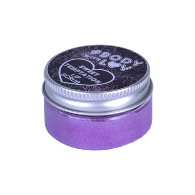 Lip Scrub BODY WITH LUV Sweet Temptation 25ml