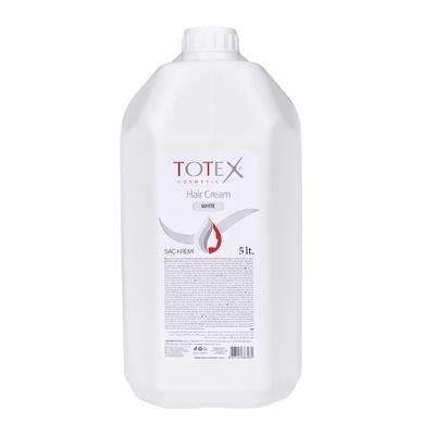 Hair Cream TOTEX White 5l