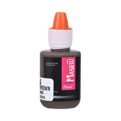 Pigment for Permanent Makeup BIOMASER 44 Honey Brown 10ml