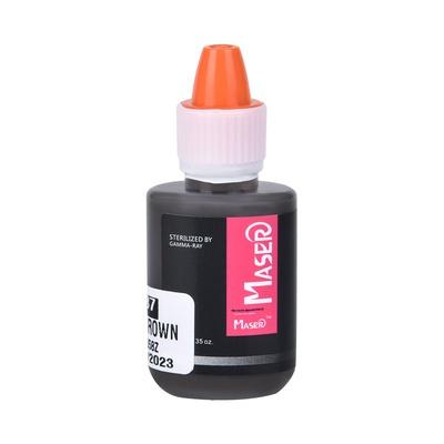 Pigment za trajnu šminku BIOMASER 9937 Black Brown 10ml