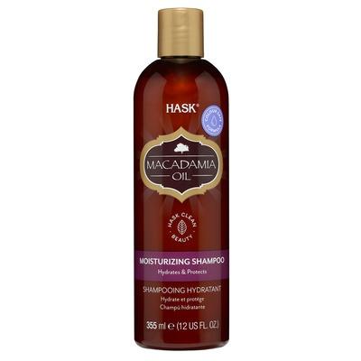 Moisturizing Shampoo Sulfate Free HASK Macadamia Oil 355ml