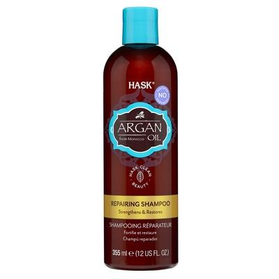 Repairing Shampoo Sulfate Free HASK Argan Oil 355ml