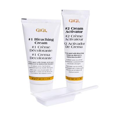 Krema za izbeljivanje dlačica GIGI 42g+28g