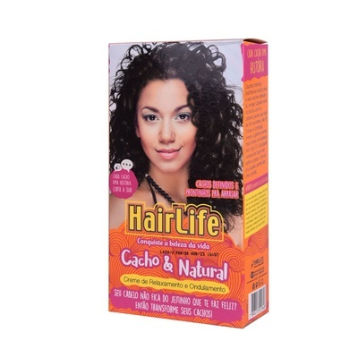 Relaxation and Curl Kit NOVEX HairLife Cacho & Natural