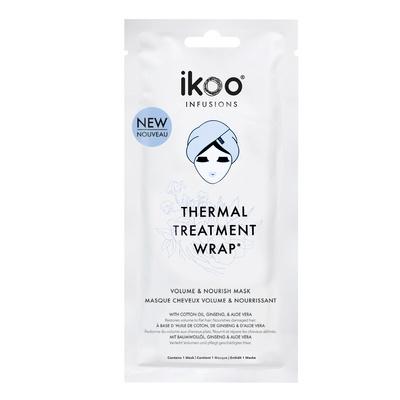 Termalna maska za ishranu i volumen kose IKOO Infusions Thermal Treatment Wrap 35g