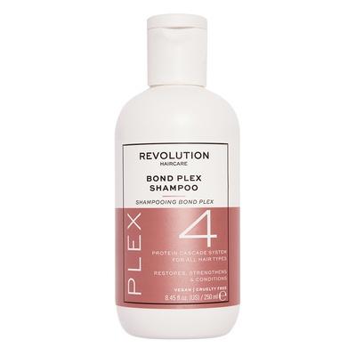 Restores & Strengthens Shampoo Sulfate Free REVOLUTION HAIRCARE Plex 4 Bond 250ml