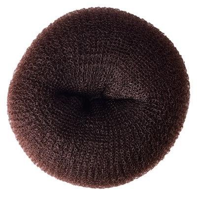 Hair Bun RONNEY brown 6.5cm 50g