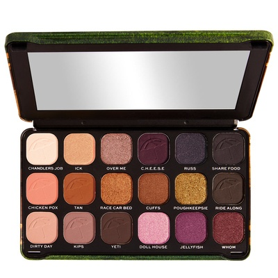 Shadow Palette MAKEUP REVOLUTION X Friends Forever Flawless I´ll Be There for You 19.8g